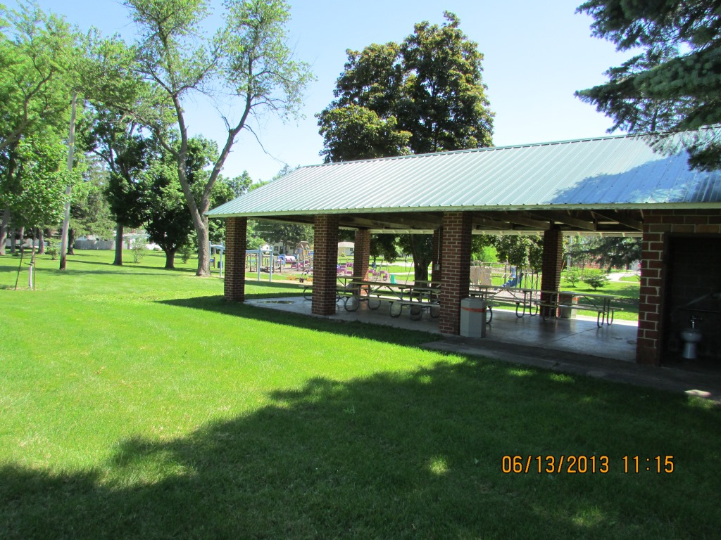 Bailey Park Shelter